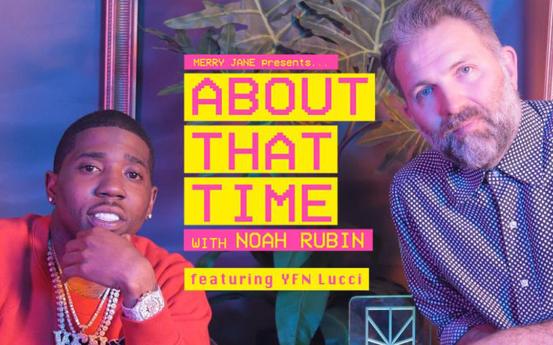 "Noah Rubin's ""About That Time"" Podcast/Livestream Is One Of Our Favorite Internet Time Sucks"