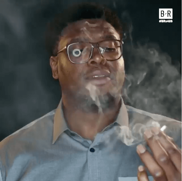 """I Support Cannabis In Sports"" – The Instagram 420 Video That's Blowing Up Right Now"