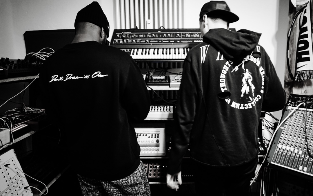 Boys Noize and Virgil Abloh Drop New Music Project – The ORVNGE EP on Vinyl
