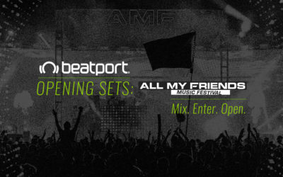 Calling All DJs. Get Inspired And Win A Slot At LA's AMF Festival