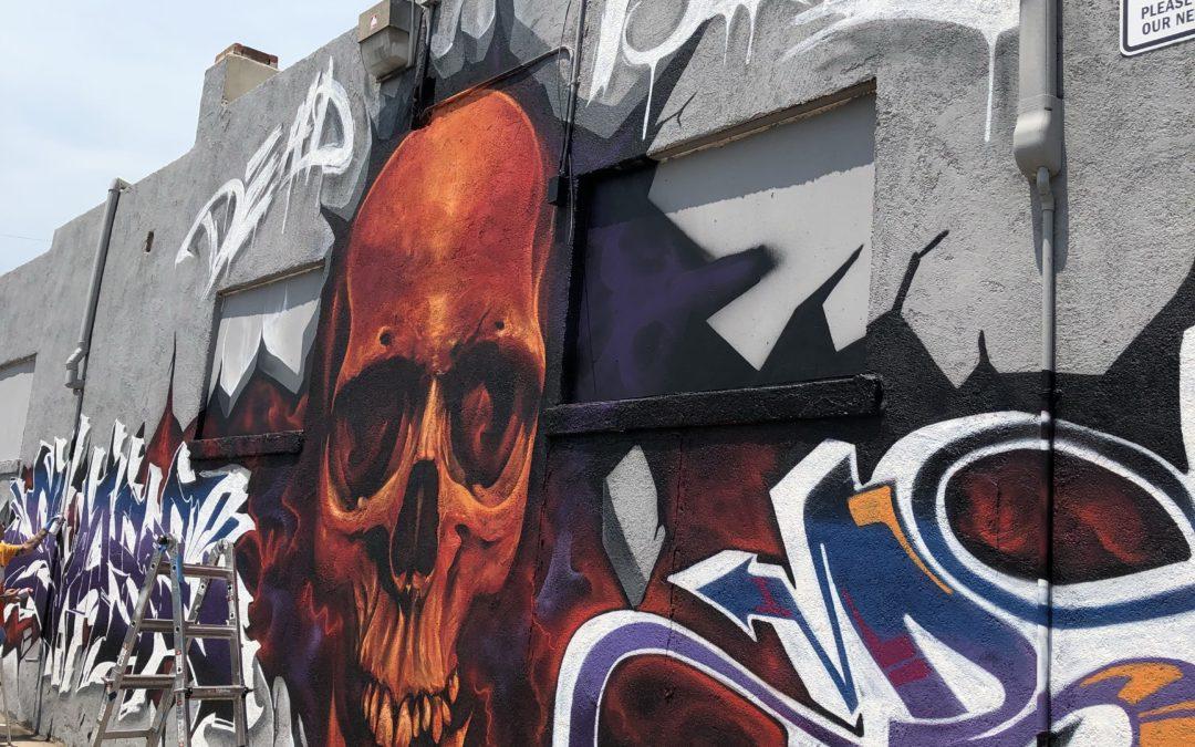 Mezz x Deadbeats Pop Up Denver – Art, Music, Merch and Music