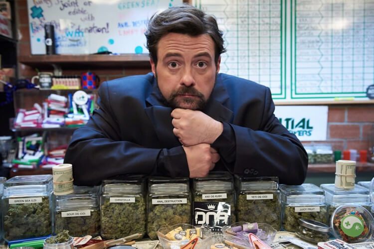 Help Kevin Smith Bring 'Hollyweed' to Life