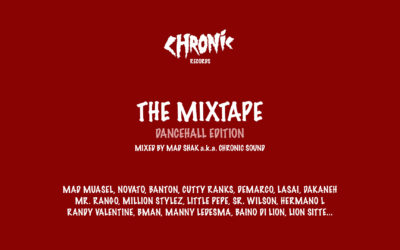 Mezz Recommends: New mixtape made by MAD SHAK aka CHRONIC SOUND